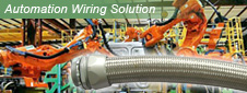 Over Braided Flexible Conduit,Conduit Fittings - Your automation wiring solution