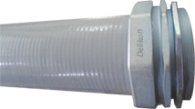 Delikon large size liquid tight conduit and fittings