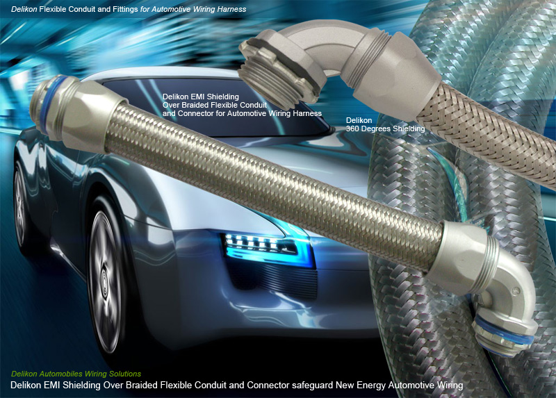 delikon electrical flexible conduit and fittings new product innovations rh delikon com automotive cable solutions