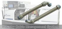 Industry cable management system