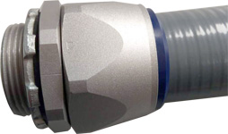 Aluminum die cast liquid tight fittings, IP 67
