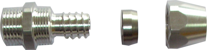Aluminum Connector with one piece body design for industry cable management